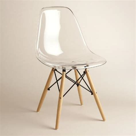Ikea Clear Chairs by Ikea Tobias Clear Chair