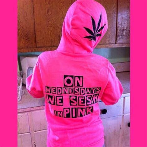 Hoodie Sweater Smoke Cannabis shirt hoodie pot 420 session smoke sweater