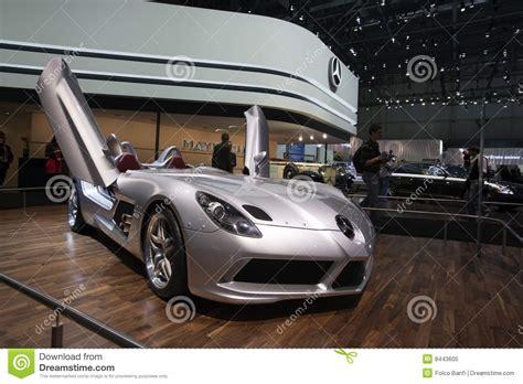 Auto Bild ähnlich by Moos Mercedes Mclaren Slr Stirling Genf 2009