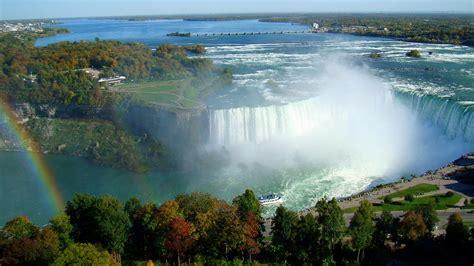 4k wallpaper waterfall niagara falls canada waterfall 4k ultra hd wallpaper hd