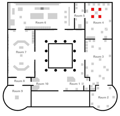 exhibition layout plan file grundriss des landesmuseums jpg wikimedia commons