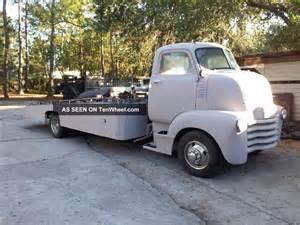 1950 chevrolet coe wrecker r truck