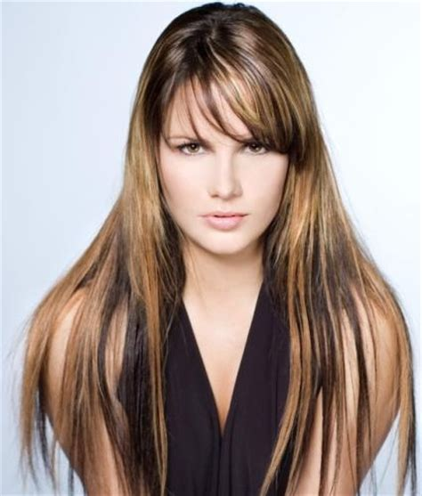 hair styles with multiple highlights 10 perfectly highlighted hairstyles for brunette hair