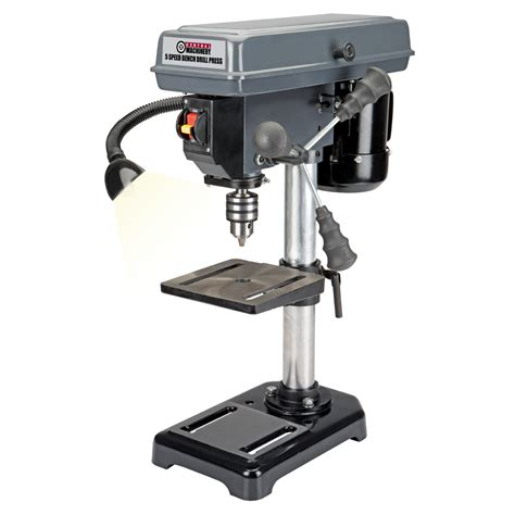 speed benching 8 in 5 speed bench drill press