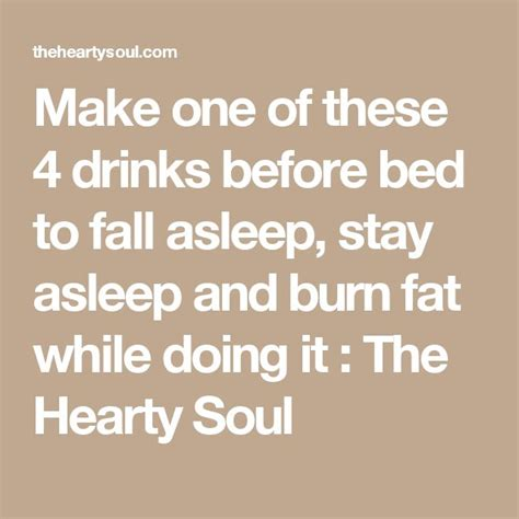 Detox Drink Before Bed by Best 25 Drinks Before Bed Ideas On Tea Before