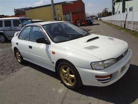 1995 subaru impreza wrx sti for sale subaru impreza wrx sti type ra 1995 used for sale