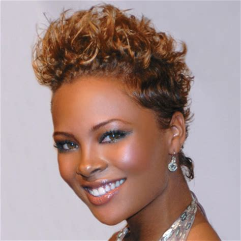 niya lee haircut marcille with a weave hair crush wednesday eva marcille