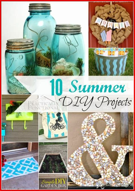 15 summer craft and diy ideas for the home setting for 4 diy projects summer rentaldesigns com