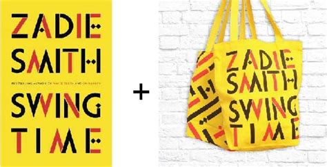 swing time pre order zadie smith s swing time bookshop santa
