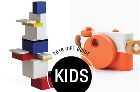 design milk gift guide 2016 gift guide kids design milk
