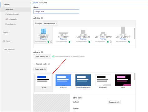Cara Membuat Iklan Adsense | cara membuat iklan google adsense dengan mudah datoksir