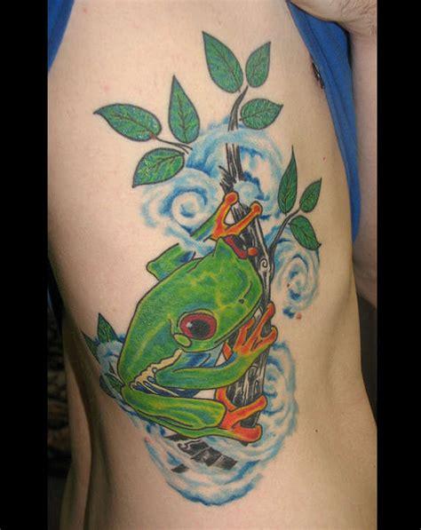 new tattoos u2013 inborn tattoo 30 amazing frog tattoos and designs