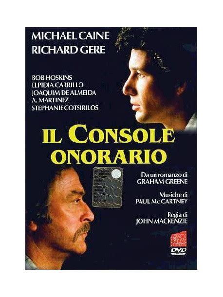 il console onorario console onorario il dvd it