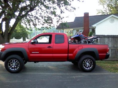 2010 Toyota Tacoma 3 Inch Lift 06 Tacoma 4x4 3 Inch Lift 17s And 285 70 17 For Sale