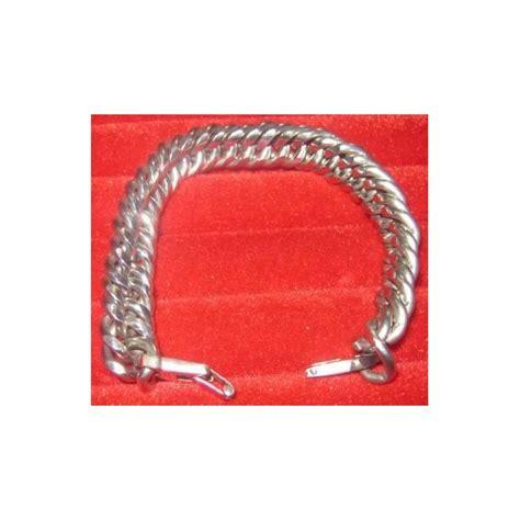 Gelang Besi toko aksesoris perhiasan besi putih gelang tebal besi