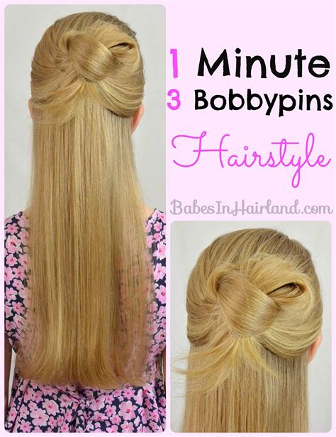 i minute back to school hairstyles 10 quick and easy back to school hairstyles babes in