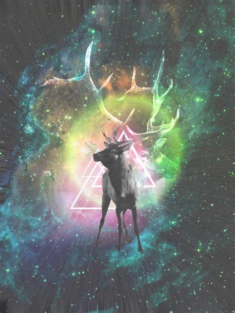 imagenes hipster illuminati cerf hipster illuminati nebula rainbow space image