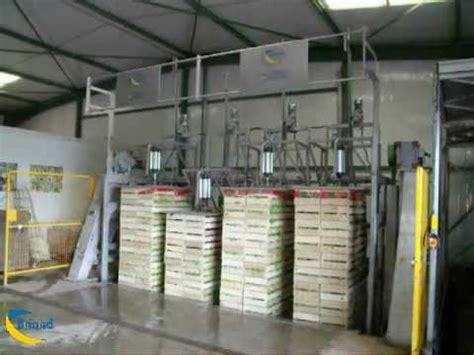 Swetty Hydro hydrolift salad hydrocooling system