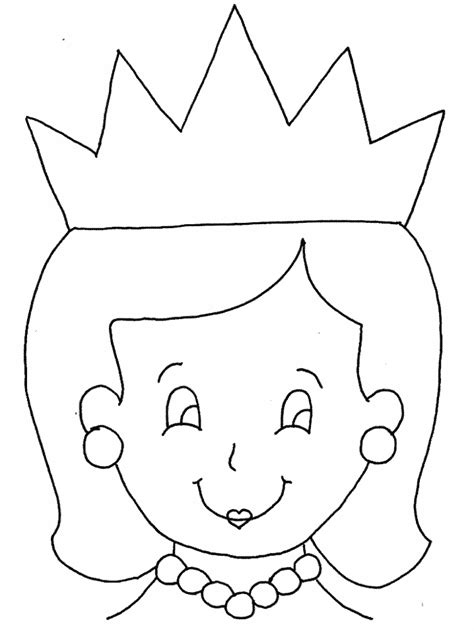 Queen Coloring Pages Printable | queen coloring pages download and print for free