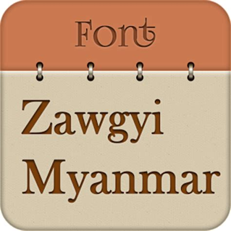 myanmar font for android zawgyi myanmar fonts free android apps on play