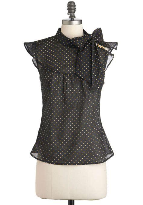 Beatrix Polka Pattern Blouse 296 best fashion images on patterns my style