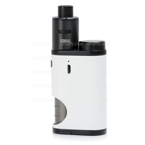 Eleaf Coral Rda 22 Atomizer Authentic authentic eleaf pico squeeze 50w 18650 white kit w coral rda