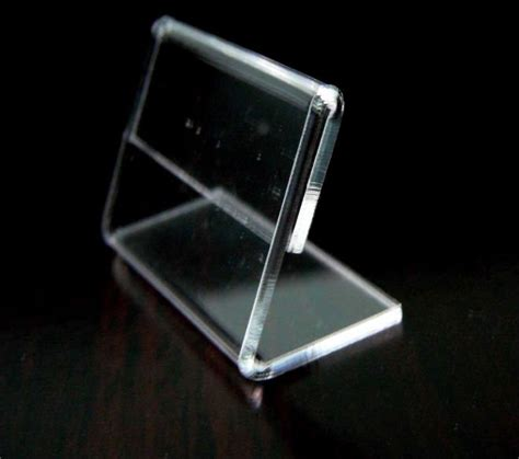 Zehn Filbert 10000 Paper Holder a3 a4 a5 acrylic price tag holder