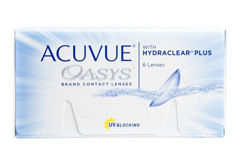 acuvue oasys colored contacts acuvue oasys bi weekly contacts by johnson johnson