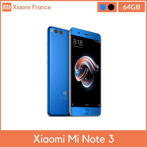 Xiaomi Mi Note 3 Ram 6gb Rom 64gb xiaomi mi note 3 6gb ram 64gb rom xiaomi