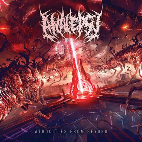 analepsy atrocities from beyond (cd, album) at discogs