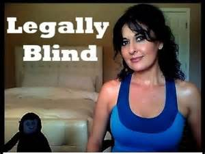 what counts as legally blind legally blind