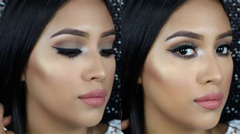tutorial makeup nyx indonesia drugstore nyx products makeup tutorial olive eyes