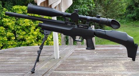 Fx Verminator Mk Ii Pcp Air Rifle fx verminator mk2 0 177 quot 12ft lbs