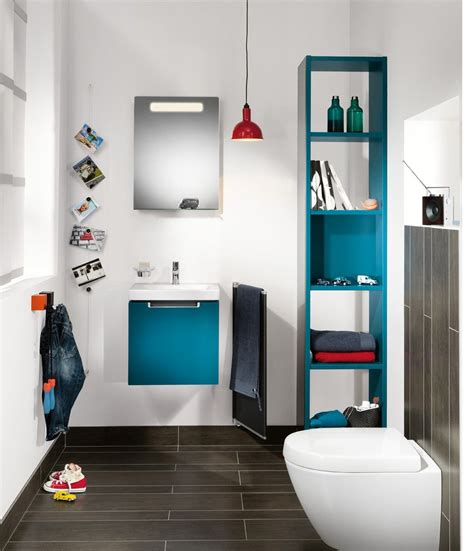 Boy And Shared Bathroom Decorating Ideas by Sanitari Salvaspazio Poco Profondi Cose Di Casa