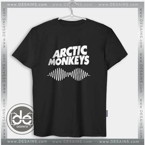 Kaos Band Arctic Monkey Merchandise Official 23 tshirt arctic monkeys am wave tshirt womens tshirt mens size s 3xl