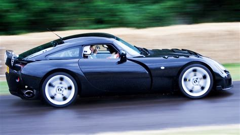 Tvr Car Price Tvr Sagaris The Battle Axe Of Blackpool