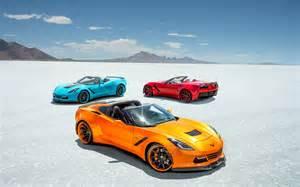 Forgiato Widebody C7 Corvette Stingrays Wallpaper Hd Car