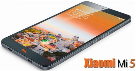 Handphone Xiaomi Yang Terbaru xiaomi mi 5 handphone canggih produk terbaru februari 2016