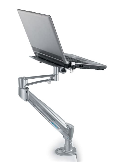 laptop arm uk height adjustable laptop arms stand holder