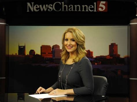 channel 5 news nashville newschannel 5 s jessica ralston has her own anchor in life