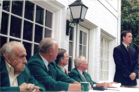 miners to majors journey to augusta national