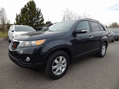 Kia Sorento Lx 2012 2012 Kia Sorento Lx 14 995 Williams Lake Gustafson S Kia