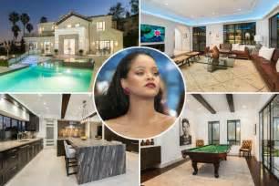 rihanna house rihanna s 6 8 million west hollywood home celebuzz