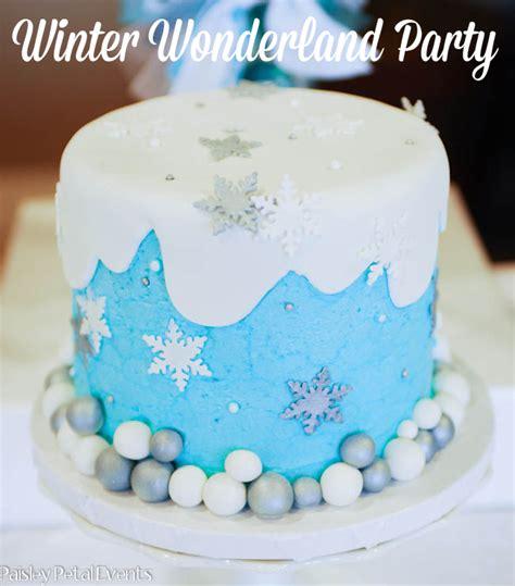 Aqua Glass Vase Winter Wonderland 9th Birthday Paper Crush