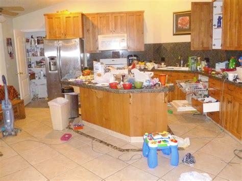Kitchen Clean Out Part 1