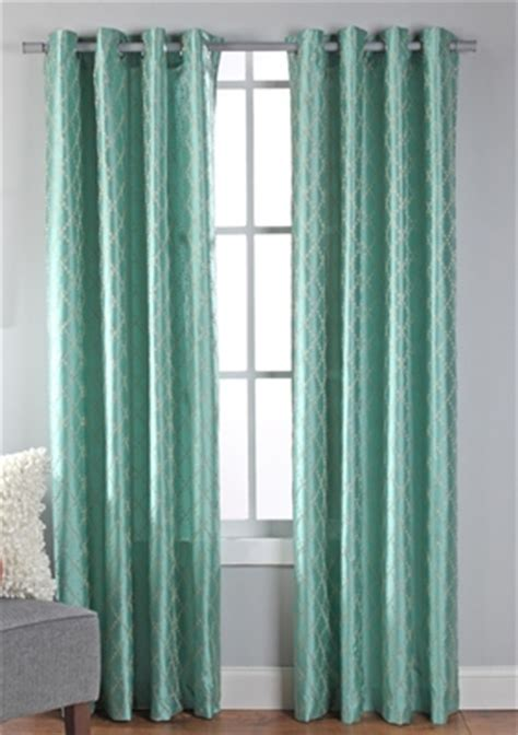 teal grommet curtains broadway grommet top curtain panel teal linens4less com