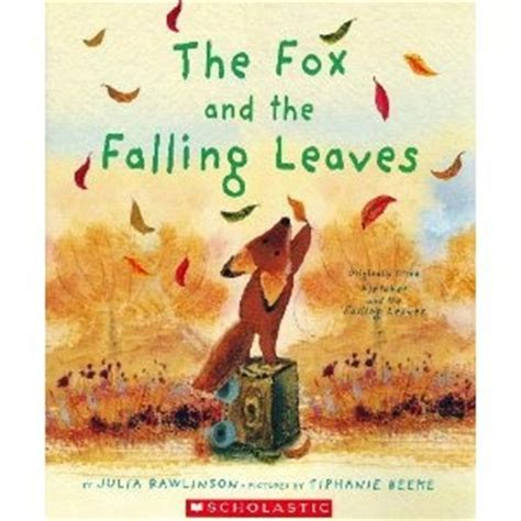 the in the picture book the fox and the falling leaves favorite children s