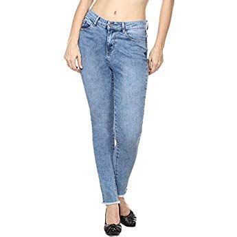 broadstar skinny women blue premium denim jean premium