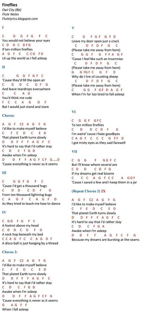 Nice Owl City Fireflies Guitar Chords Sketch - Basic Guitar Chords ...