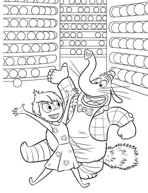 Inside Out Coloring Pages Best Coloring Pages For Kids Colouring Book
